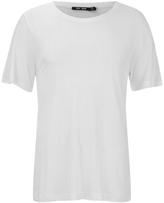 Blk Dnm Tshirt 20 Classic Crew Neck T-shirt - White