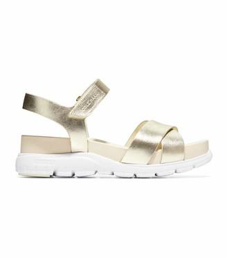 Cole Haan Women's Zerogrand Crisscross Sandal Wedge