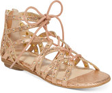 Kenneth Cole Kenenth Cole Bright Ghillie-Ro Sandals, Little Girls (11-3) and Big Girls (3.5-7)
