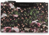 Givenchy floral print clutch