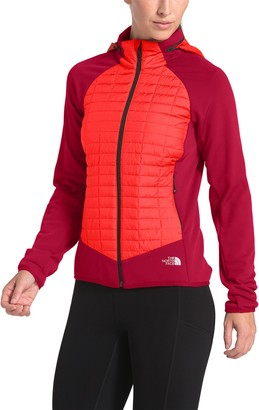 The North Face ThermoBall Packable Hood Hybrid Jacket