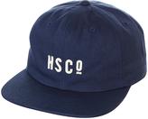 Herschel Mosby Snapback Cap Blue