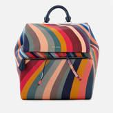 Paul Smith Women's Swirl Backpack - Multi