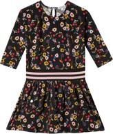 Eliza J Art & Eden Flowers Dress