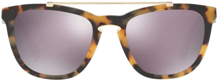 Valentino Square Sunglasses