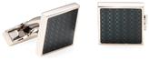 Canali Signature Pattern Cufflinks
