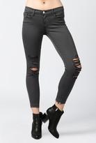 J Brand Low Rise Cropped Jean