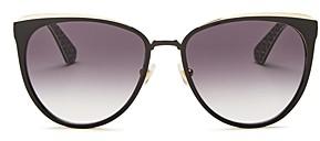 Kate Spade Women's Jabrea Mirrored Round Sunglasses, 57mm