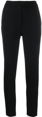 Tom Ford Zipped Hem Tapered Trousers