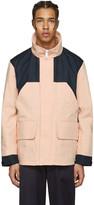 Acne Studios Pink Mt2002 Jacket