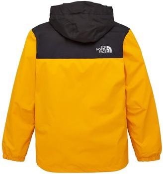 The North Face ChildrensResolve Reflective Jacket - Gold