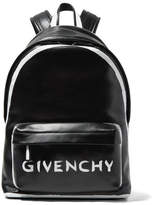 Givenchy Printed Leather Backpack - Black