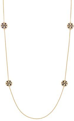 Tory Burch Kira Semiprecious Long Necklace