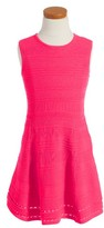 Milly Minis Girl's Fit & Flare Dress