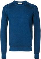 Etro crew neck jumper - men - Wool - S