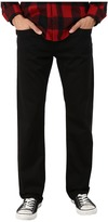 Mavi Jeans Zach Classic Straight Leg in Double Black Yaletown