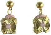 Slate & Salt Keya Flower Earrings