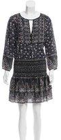 Veronica Beard Makai Printed Dress w/ Tags