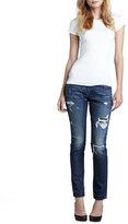 True Religion Cameron Destroyed Boyfriend Jeans