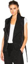 Ann Demeulemeester Sleeveless Moto Vest