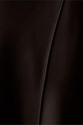 BHLDN Dylan Satin Charmeuse Maxi Dress