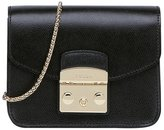 Furla Women's Metropolis Mini Leather Crossbody Leather Cross Body Bag
