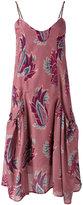 Vix floral dress - women - Cotton/Silk - S