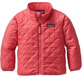 Patagonia Toddler Girl's 'Nano Puff' Quilted Water Resistant Jacket