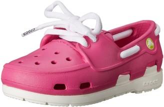 Crocs Unisex Kid's Beach Line Boat Children Shoes