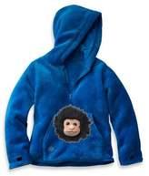 Bed Bath & Beyond HoodiePet HoOdiePetTM Size 3 - 4T Screamie the Ape Hoodie in Blue