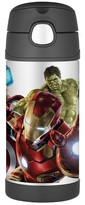 Thermos Avengers 12oz Funtainer Straw Bottle