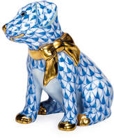 Herend Doggie Dazzle Figurine