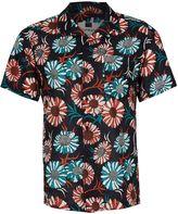 Topman Men's Sunflower Print Short Sleeve Shirt