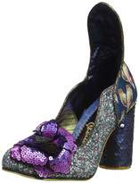 Irregular Choice Women's Dear Lover Ankle Strap Heels