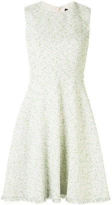 Paule Ka Fit And Flare Dress
