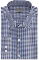 Kenneth Cole Reaction Men's Slim-Fit Performance Check Dress Shirt