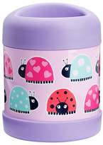 Pottery Barn Kids Hot/Cold Container, Mackenzie Pink/Lavender Ladybug