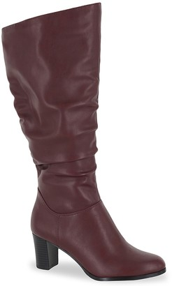 Easy Street Shoes Tessla Women's Knee High Boots