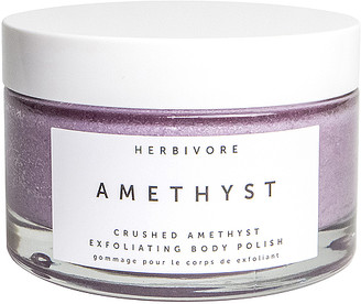 Herbivore Botanicals Amethyst Exfoliating Body Polish
