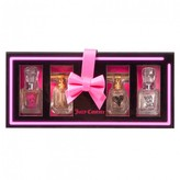 Juicy Couture House of Juicy Miniature EDP Fragrance Set 4 piece