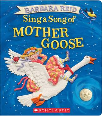 Scholastic Sing a Song of Mother Goose (English Version)