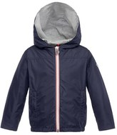 Moncler Boy's 'Urville' Nylon Rain Jacket