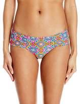 Volcom Women's Current State Cheeky Bikini Bottom