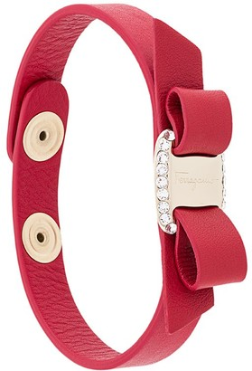 Salvatore Ferragamo Vara bow adjustable bracelet