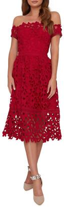 Chi Chi London Zelma Dress