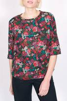 Maison Scotch Silky Floral Shirt