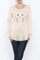 Molly Bracken Owl Sweater