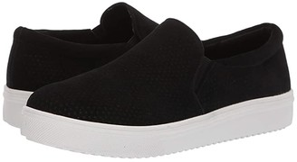 Blondo Gallert Waterproof (Black Suede) Women's Shoes