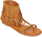 Arizona Gelato Fringe Sandals