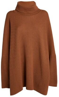 eskandar Ribbed Rollneck Sweater